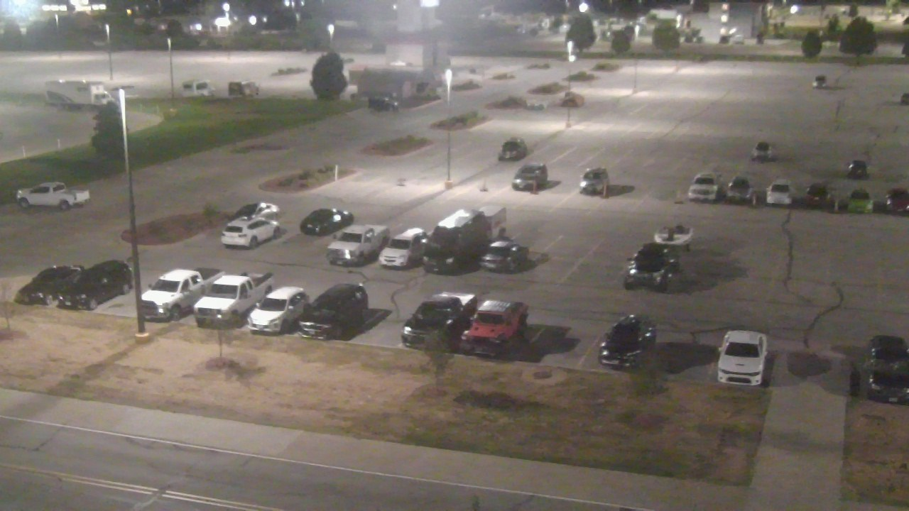 Camera image from Altoona (Prairie Meadows Casino)