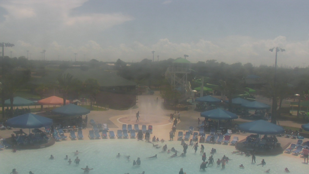 Pirates Bay Water Park (Baytown)