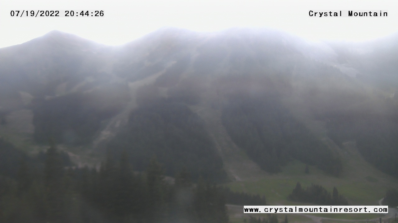 Crystal Mountain – Gold Hills webcam image