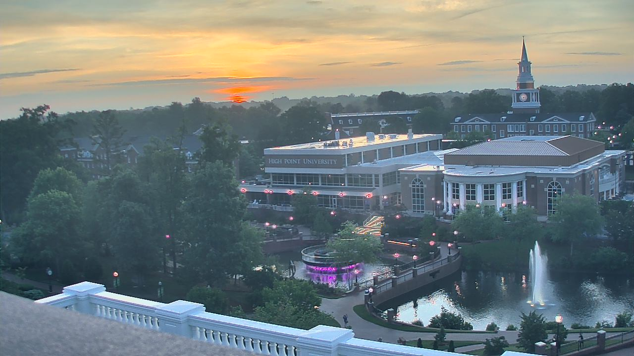 High Point University, High Point NC