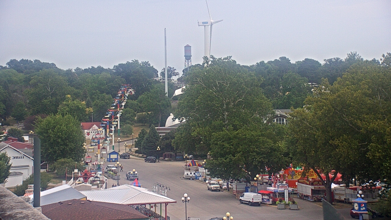 Camera image from Des Moines (Iowa State Fairgrounds)