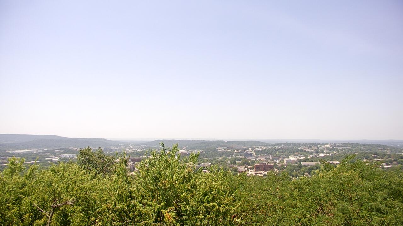 Mt. Sequoyah, Fayetteville, AR