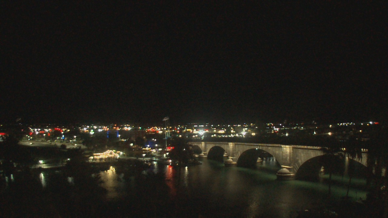 The London Bridge, Lake Havasu City AZ